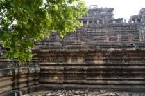 Baphuon Tempel im Angkor Thom Komplex