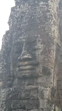 Bayon - Gesicht
